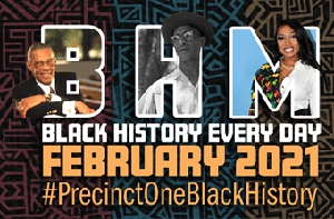 Precinct One Celebrates Black History Month